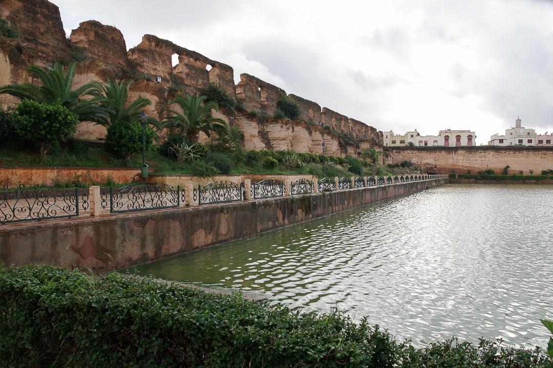 Grenier Hri Souani à Meknes