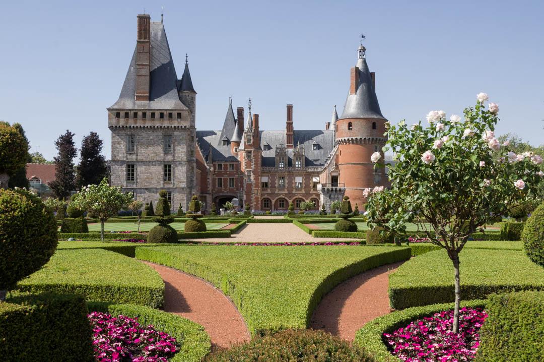 Jardin et Chateau de Maintenon