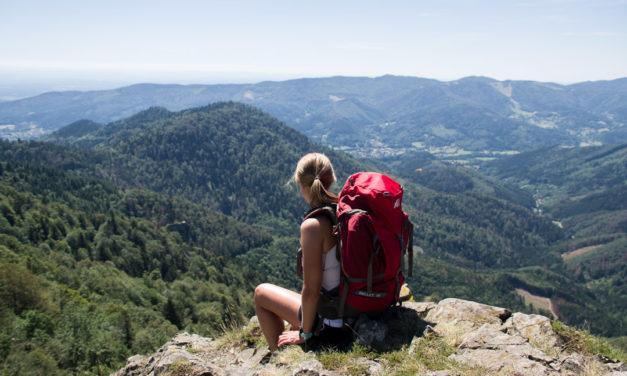 Randonnée de 3 jours sur le GR5 dans le Sud du Massif des Vosges