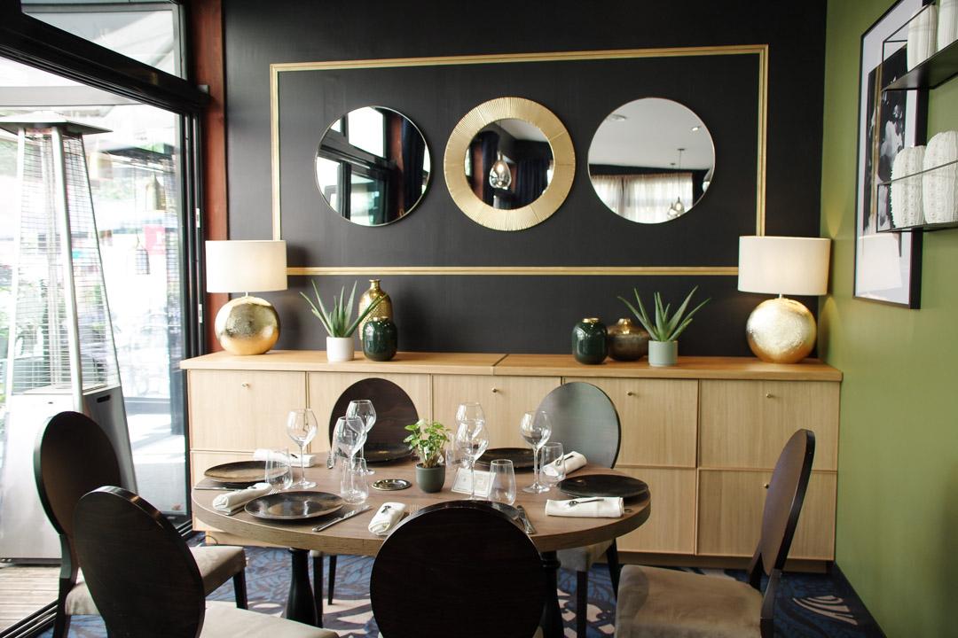 Restaurant Amphtryon à Chartres
