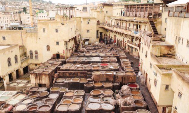 1 semaine dans le nord du Maroc entre villes Impériales et Moyen-Atlas
