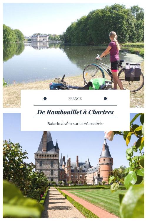 Que voir sur la Véloscénie entre Rambouillet et Chartres ?