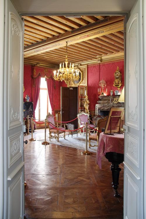 visite du chateau de maintenon