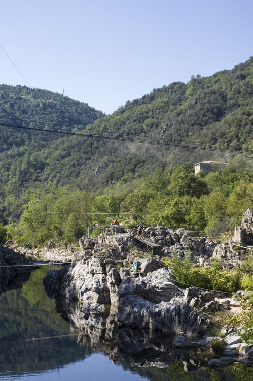 aquarock aventure dans la vallée de l'Eyrieux