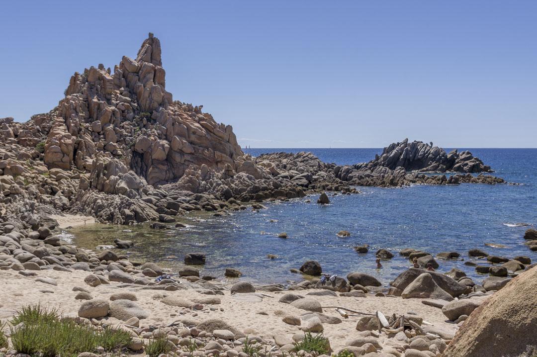 Capu di Muru en Corse