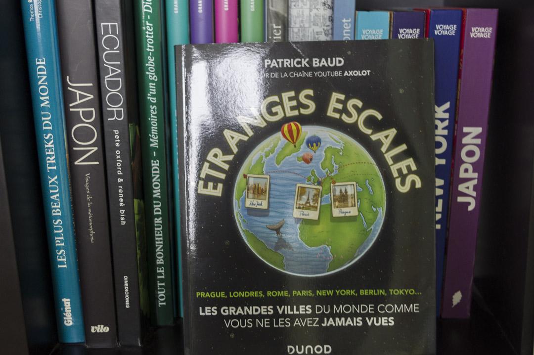 Etranges Escales aux Editions Dunod