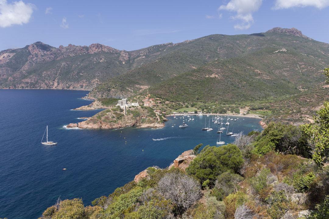 Girolata - Golte de Porto - Corse