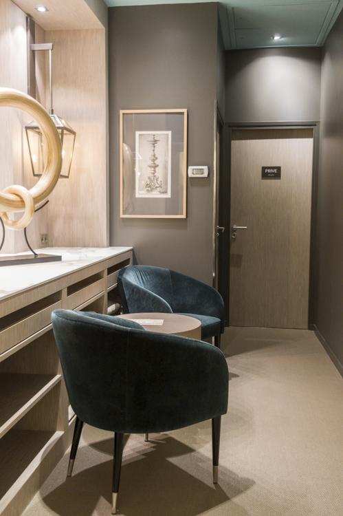 Hotel La Lanterne - espace spa et massages