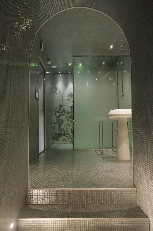 espace spa - hôtel la lanterne à paris