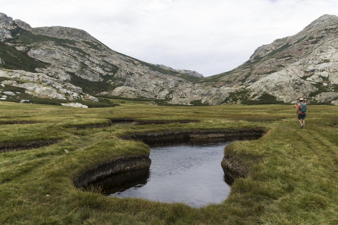 Randonnée I Pozzi en Corse