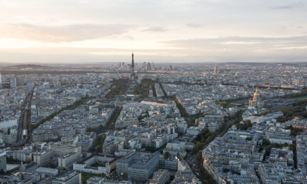 L'Observatoire Panoramique de la Tour Montparnasse