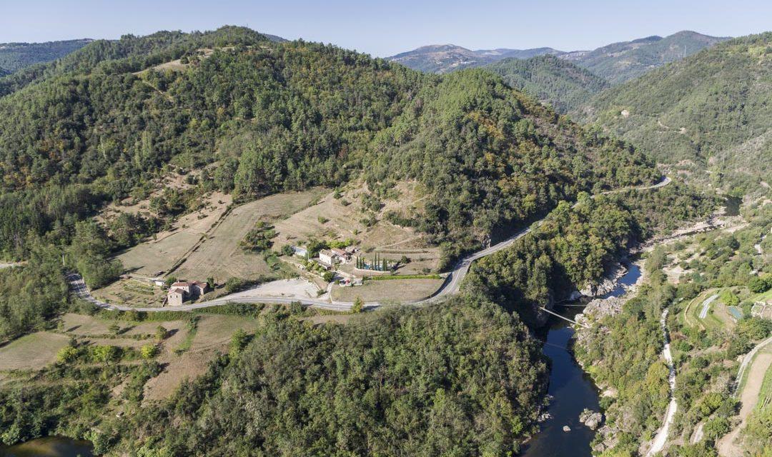 Une journée dans la vallée de l'Eyrieux en Ardèche