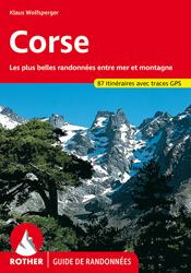 Guide rother Corse