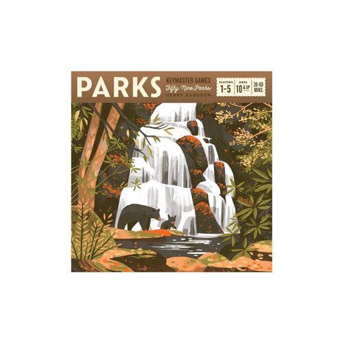 je de société Parks