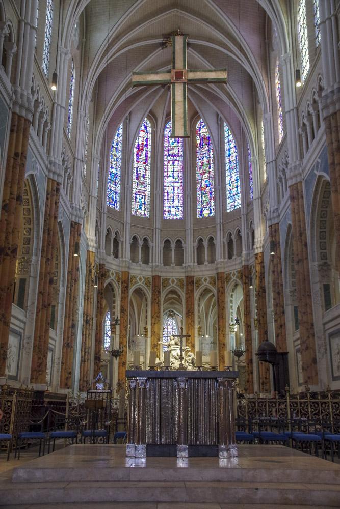Autel de la Cathédrale de Chartres