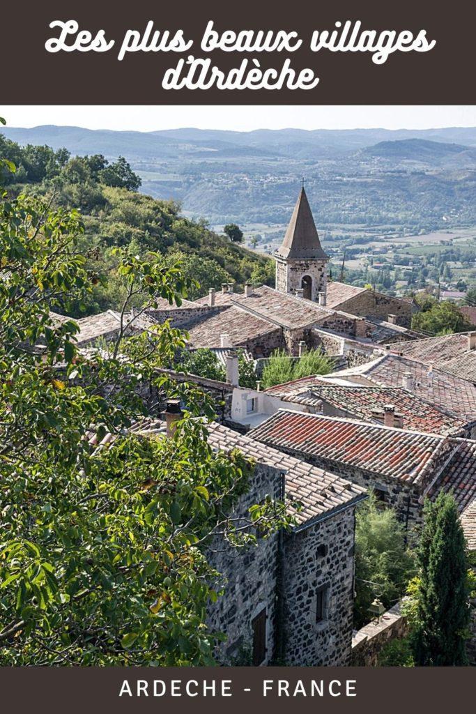Quels sont les plus beaux villages à découvrir en Ardèche ? Labeaume, Vogüé, Balazuc... et d'autres villages à découvrir