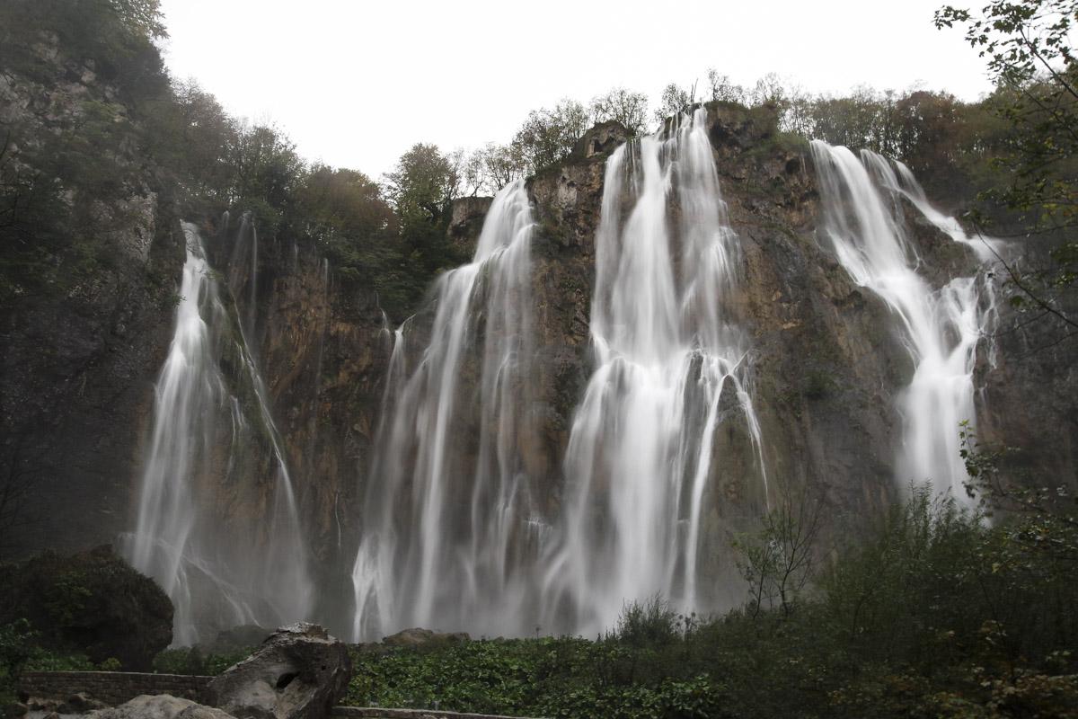 grande cascade plitvice