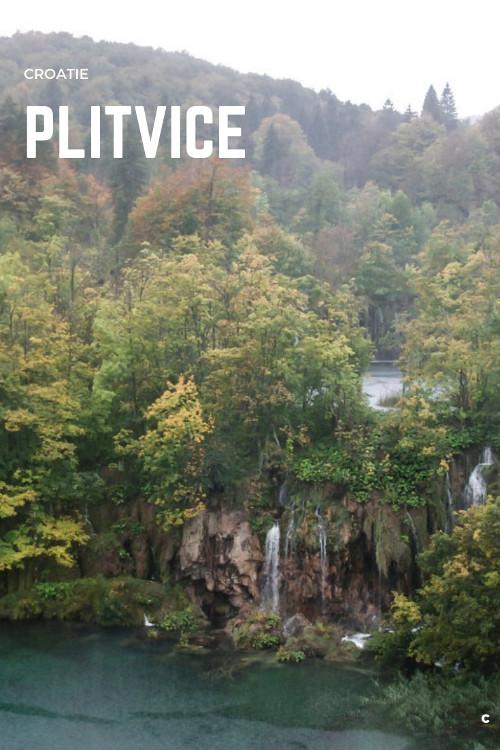 le guide pratique pour visiter les Lacs de Plitvice en Croatie
