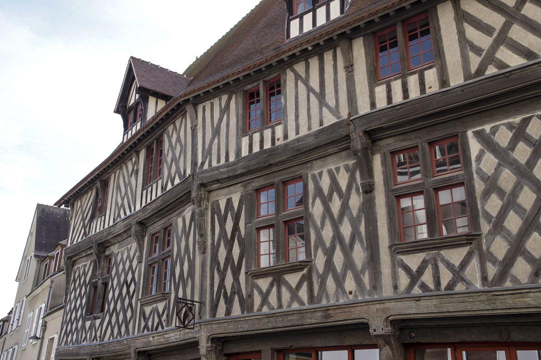 La Maison du Saumont à Chartres