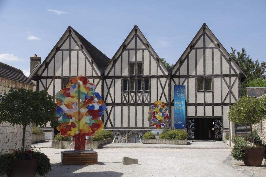Musée du vitrail à chartres