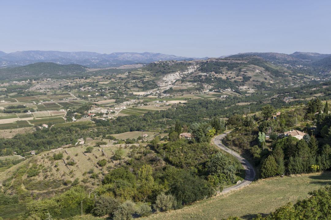 Panorama autour de Mirabel