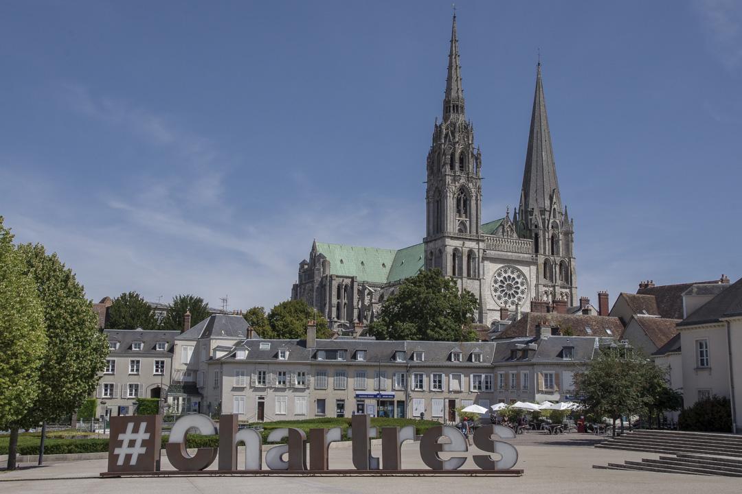 Visiter Chartres en Eure-et-Loir