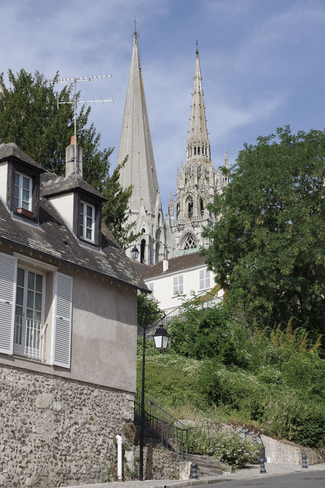 visiter Chartres