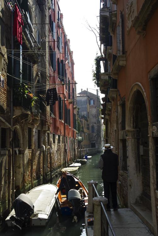 se perdre entre les canaux de Venise
