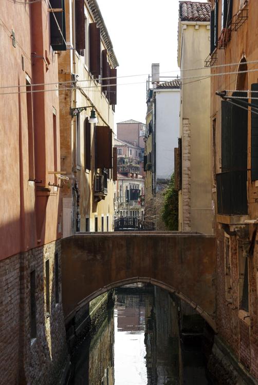 les canaux de Venise