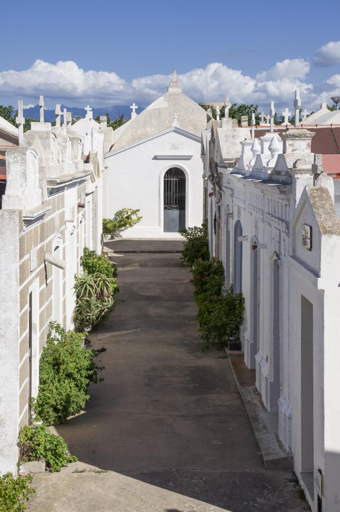 le cimetière marin de Bonifacio