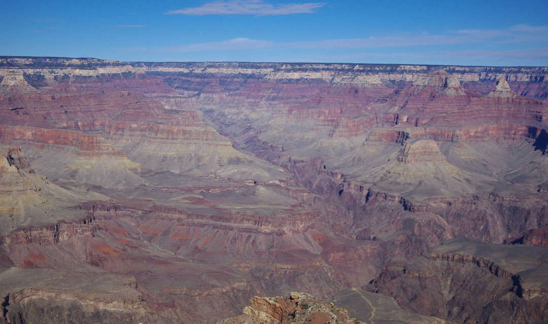 Visiter le Grand Canyon en hiver