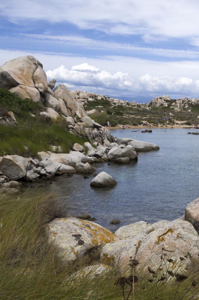 les îles Lavezzi au large de Bonifacio