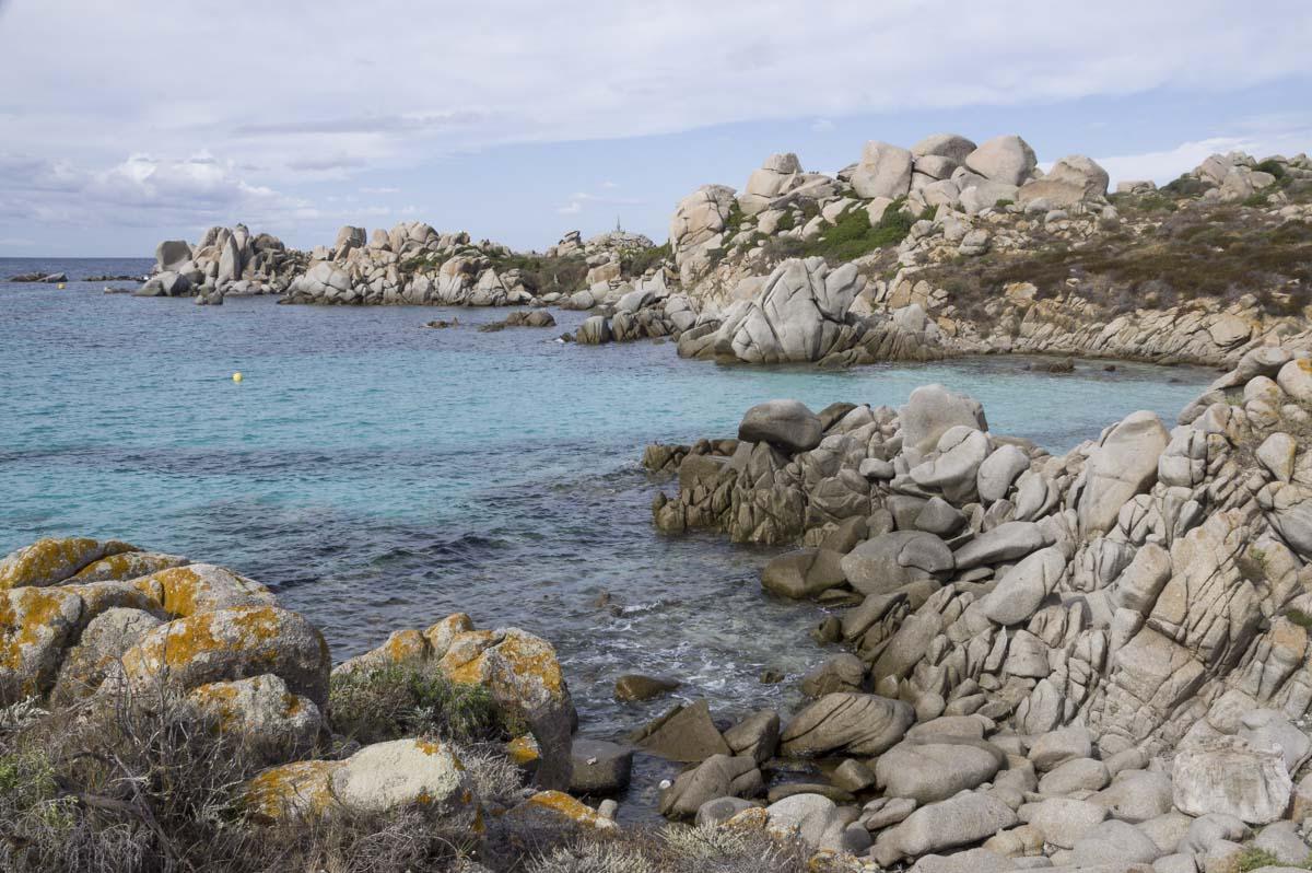 Excursion aux iles lavezzi depuis Bonifacio