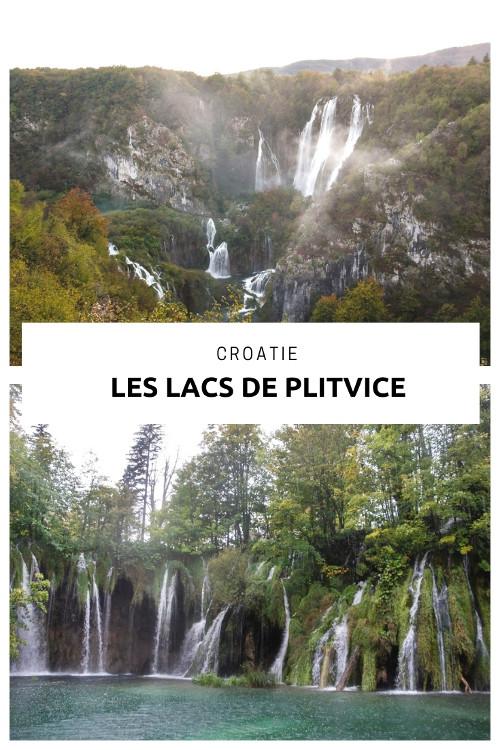 Visiter les Lacs de Plitvice en automne, l'une des merveilles de la Croatie