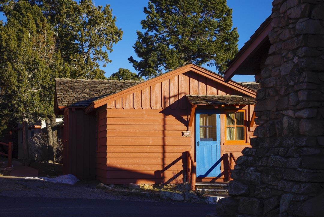 Bright Angel Lodge - Grand Canyon National Park