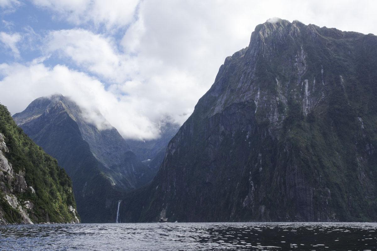 Milford sounds - Nouvelle Zélande
