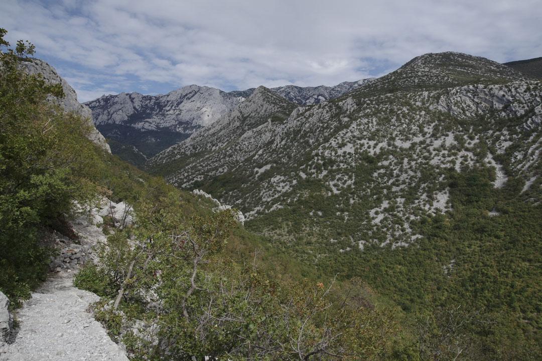 Randonnée au Parc National de Paklenica en Croatie