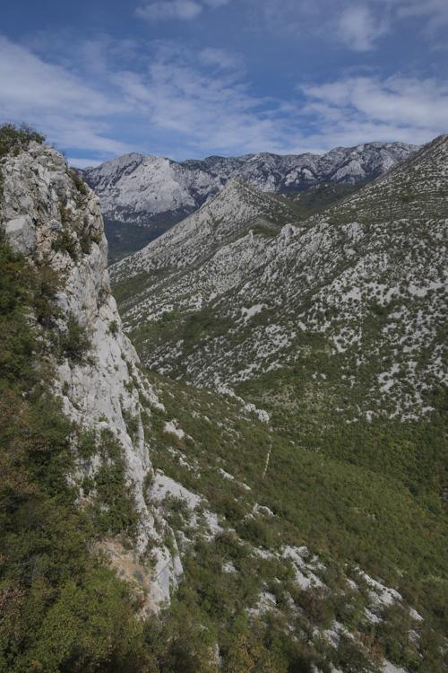 Randonnée de Velika Paklenica à Manita Pec