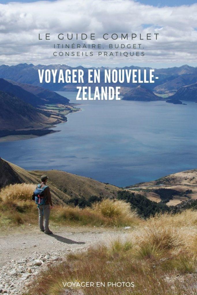 Le guide complet pour organiser son voyage en Nouvelle-Zélande : itinéraire, budget et conseils pratiques