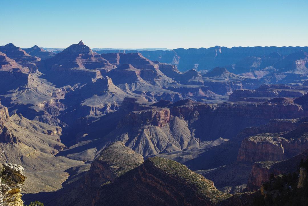 Yavapai View Point - Grand Canyon National Park - Arizona
