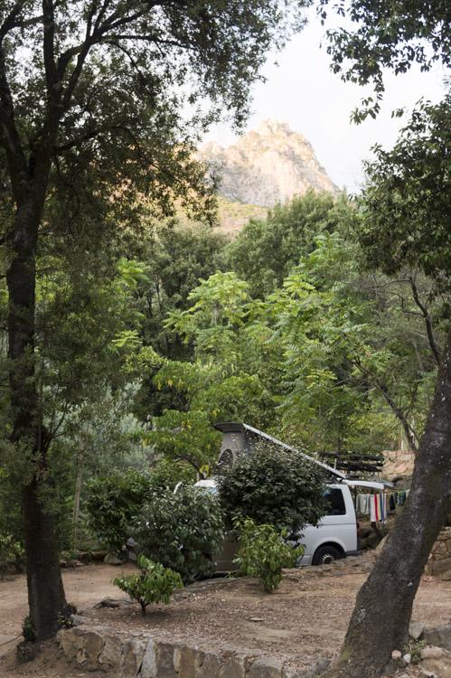 Camping Funtana a l'Ora près de Porto
