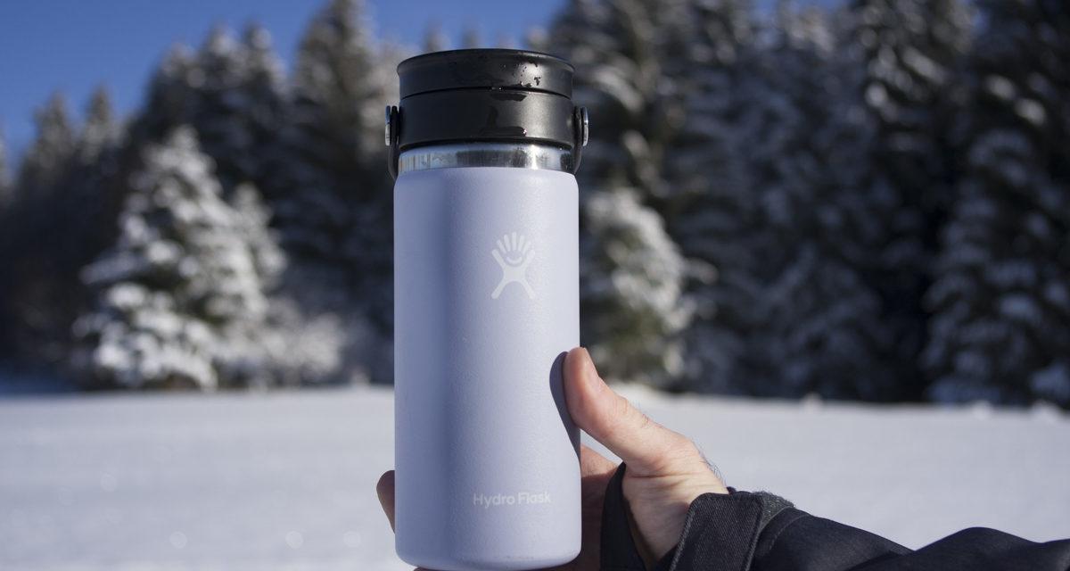Test de la gourde isotherme Hydroflask Flex Sip Lid