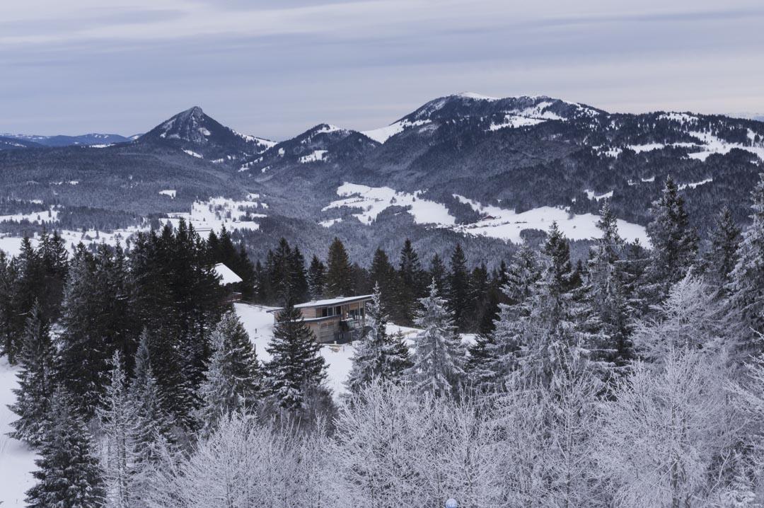 paysage des Montagnes du Jura