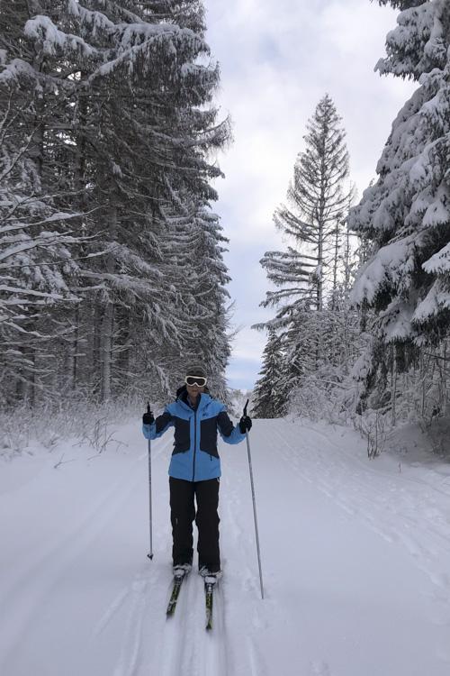 Ski de Fond à Métabief