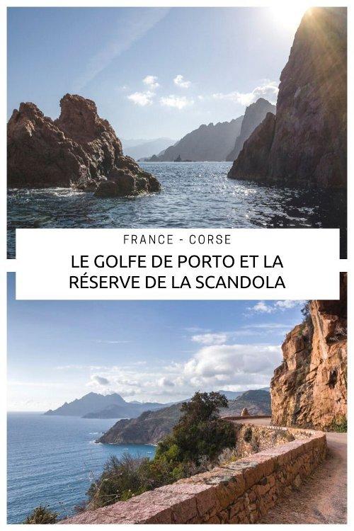 Que voir et que faire autour du Golfe de Porto en Corse