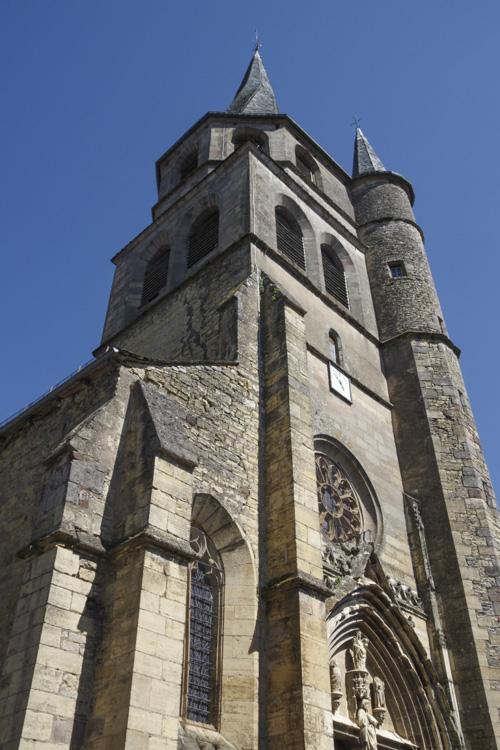 L'Eglise de Saint Côme d'Olt