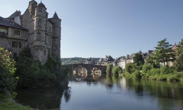 Découvrir la Vallee du Lot en Aveyron