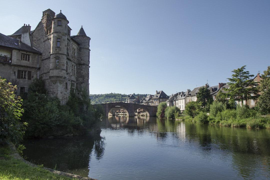 Le Château d'Espalion