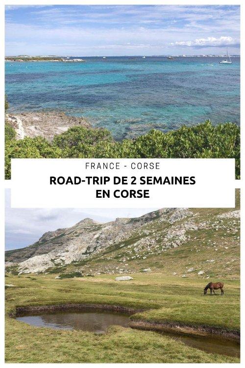 Que faire et que voir en Corse en 2 semaines ? Itinéraire pour un road-trip entre mer et montagne
