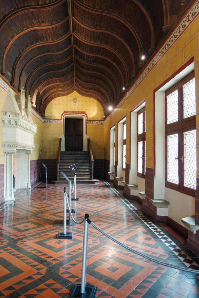 visite du Palais Jacques Coeur à Bourges